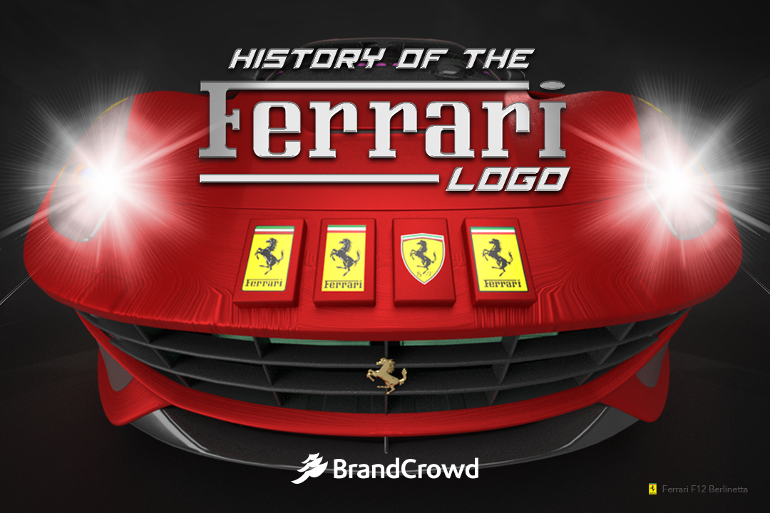 the-header-depicts-the-logo-evolution-of-ferrari-on-the-hood-of-a-car