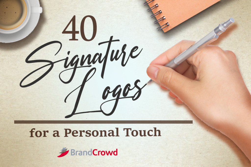 40 Signature Logos for a Personal Touch