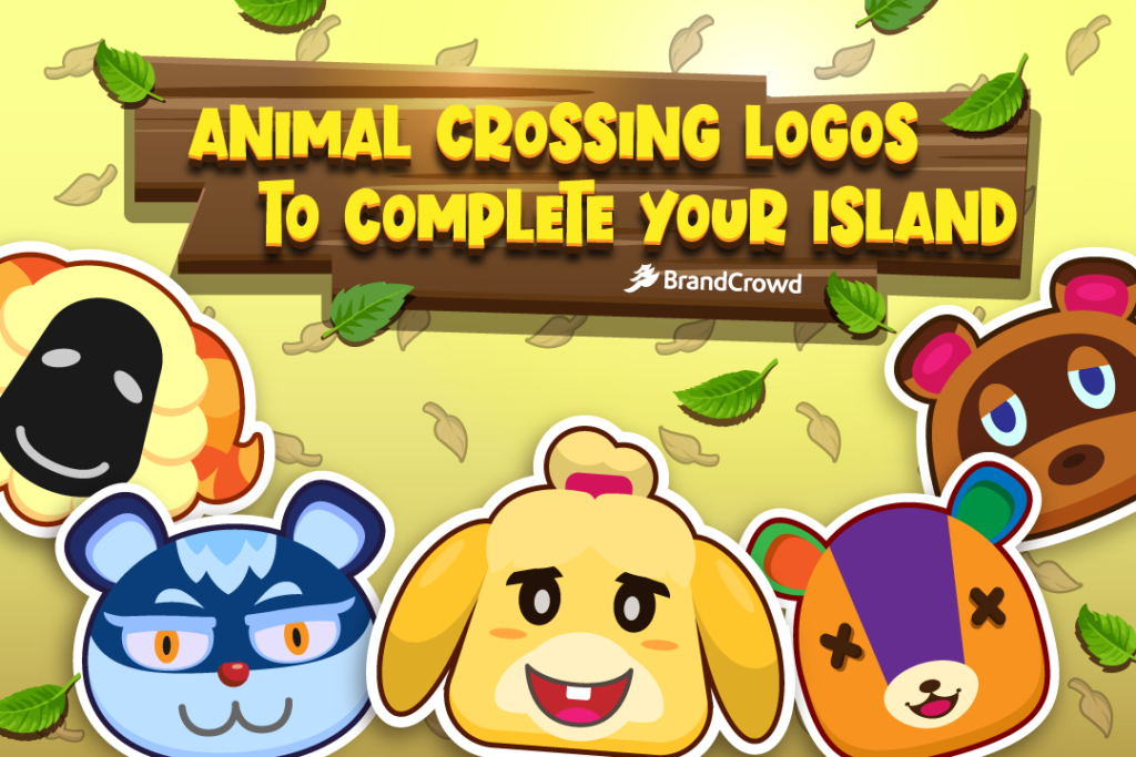 35 Animal Crossing Logos to Complete Your Island