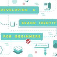the-header-features-a-mdoenr-typography-of-the-blog-title-featuring-icons-related-to-building-a-brand-identity