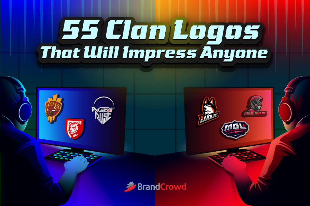 55 Clan Logos That Will Impress Anyone