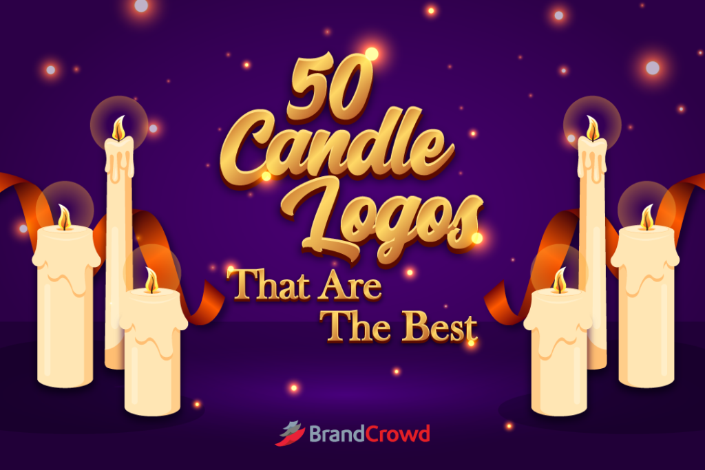 50 Candle Logos That Are the Best