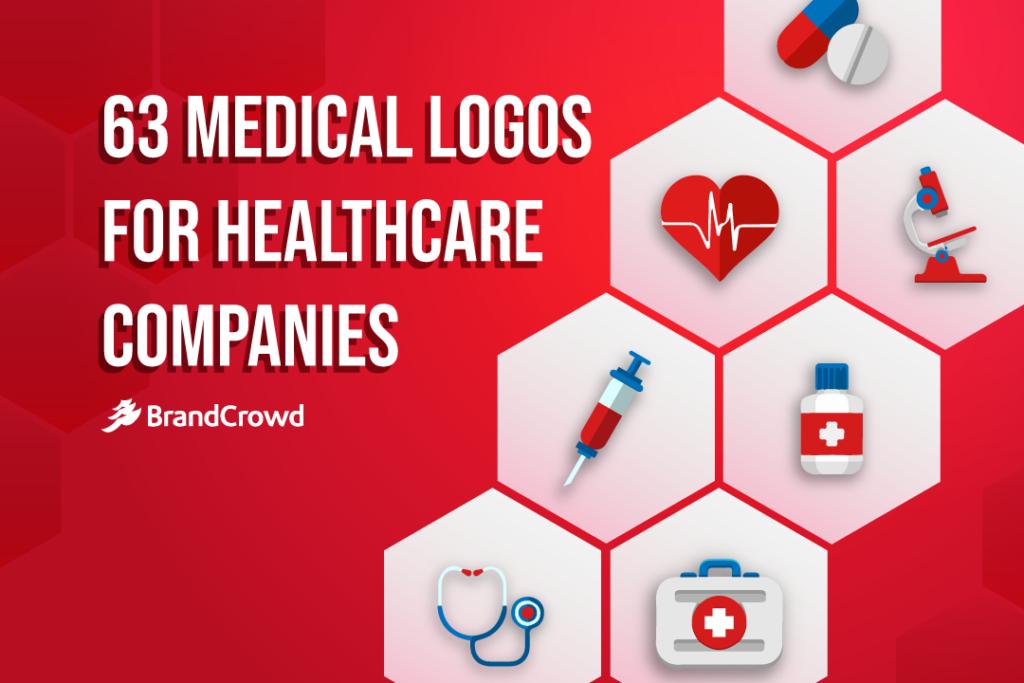 63 Medical Logos for Healthcare Companies