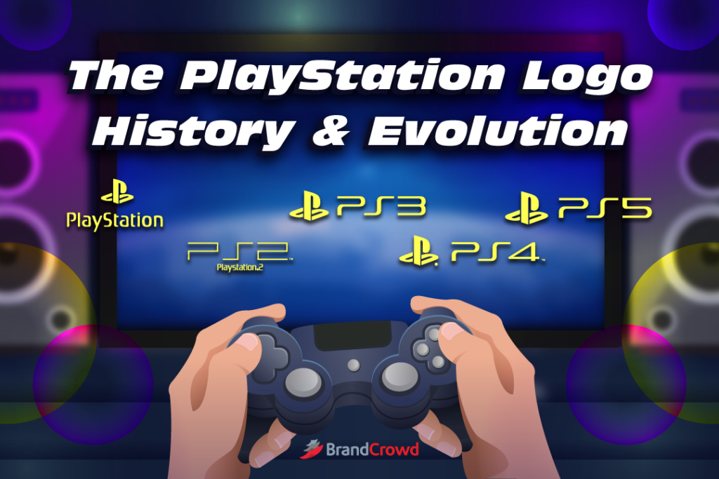 The PlayStation Logo History and Evolution