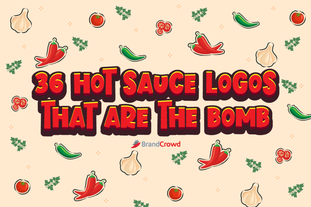 36 Hot Sauce Logos That Are The Bomb