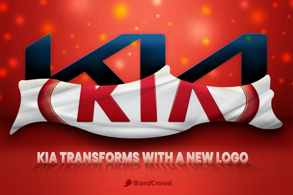 Kia Transforms With a New Logo