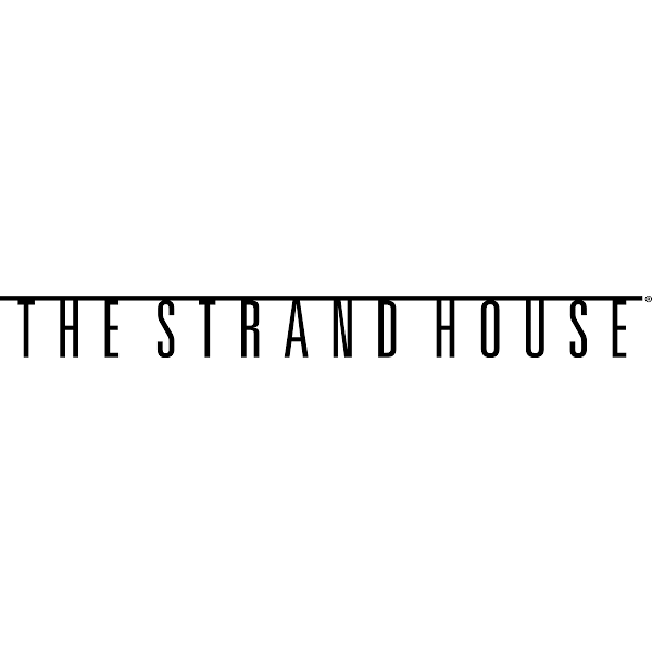 the-la-restaurant-logo-of-the-strandhouse-is-a-text-based-design