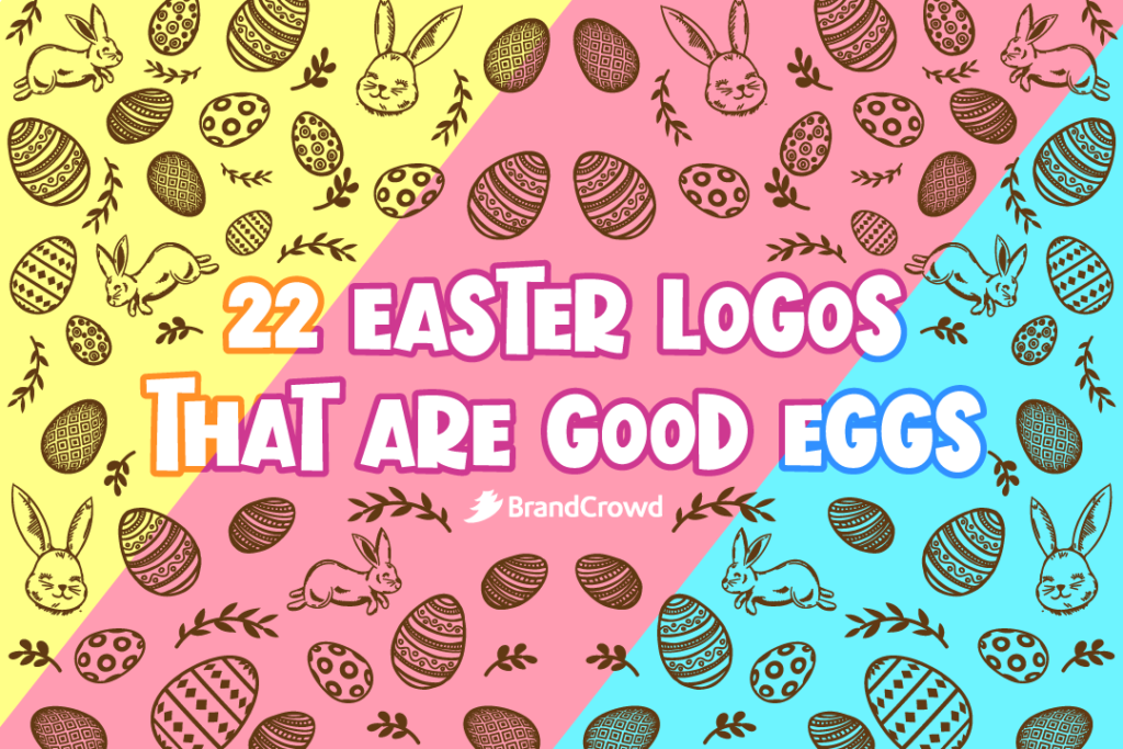 22 Easter Logos That Are Good Eggs
