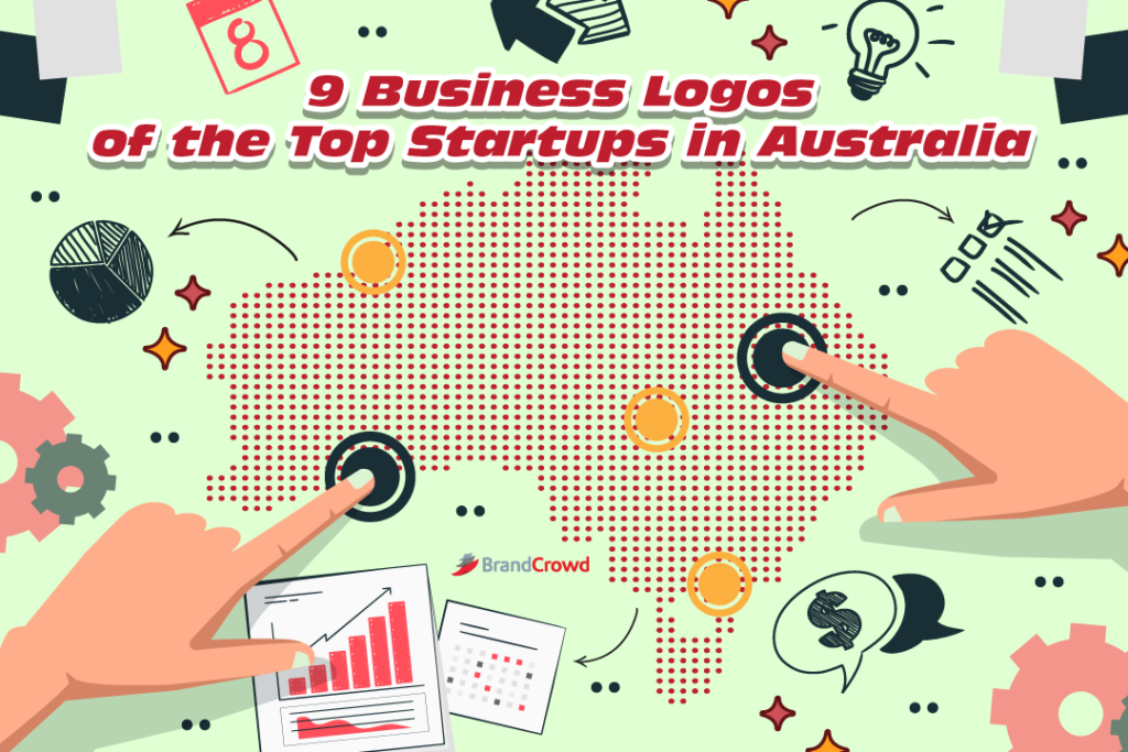 9 Business Logos of the Top Startups in Australia