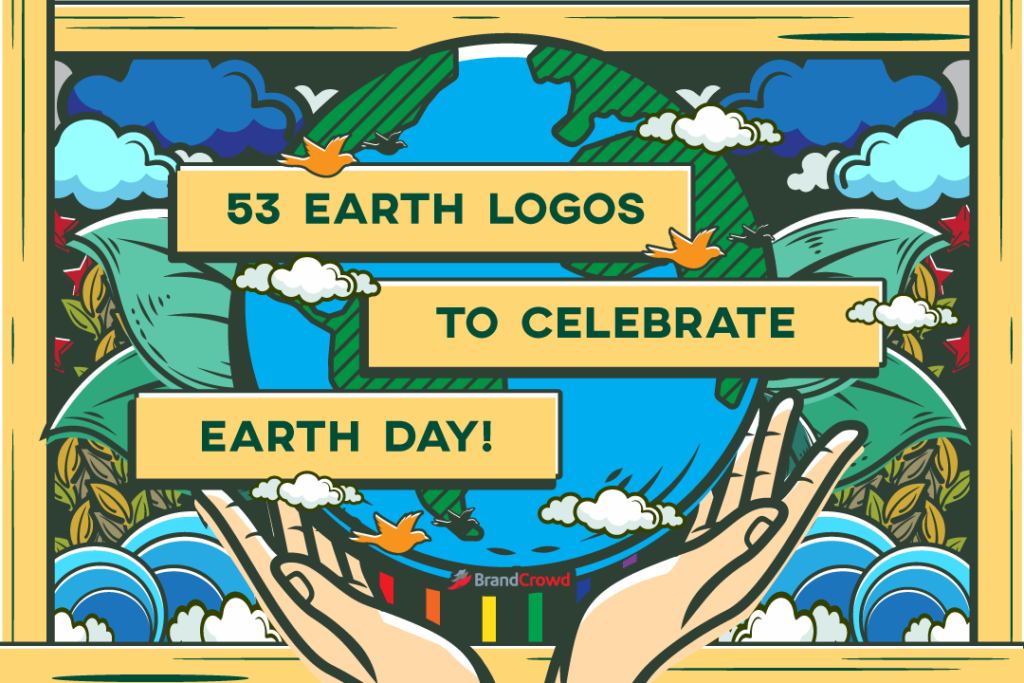 53 Earth Logos to Celebrate Earth Day