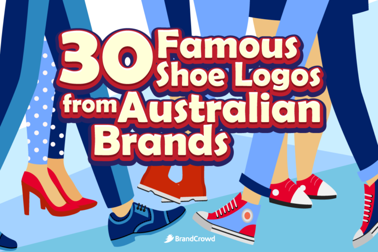 30 Famous Shoe Logos from Australian Brands