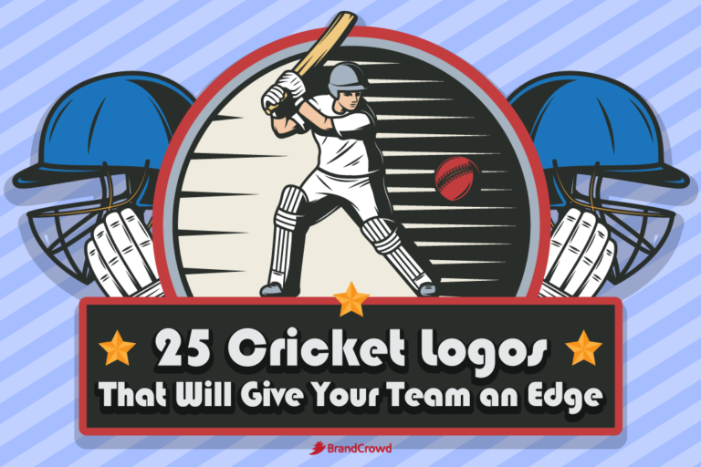 25 Cricket Logos That Will Give Your Team an Edge