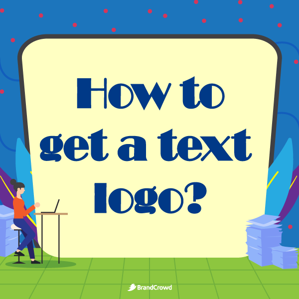 the-section-image-features-a-woman-working-with-the-typography-of-the-section-title-how-to-get-a-text-logo-behind-her