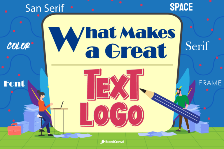 What Makes a Great Text Logo