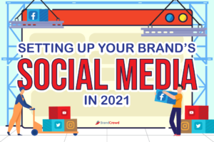 Setting up Your Brand's Social Media in 2021