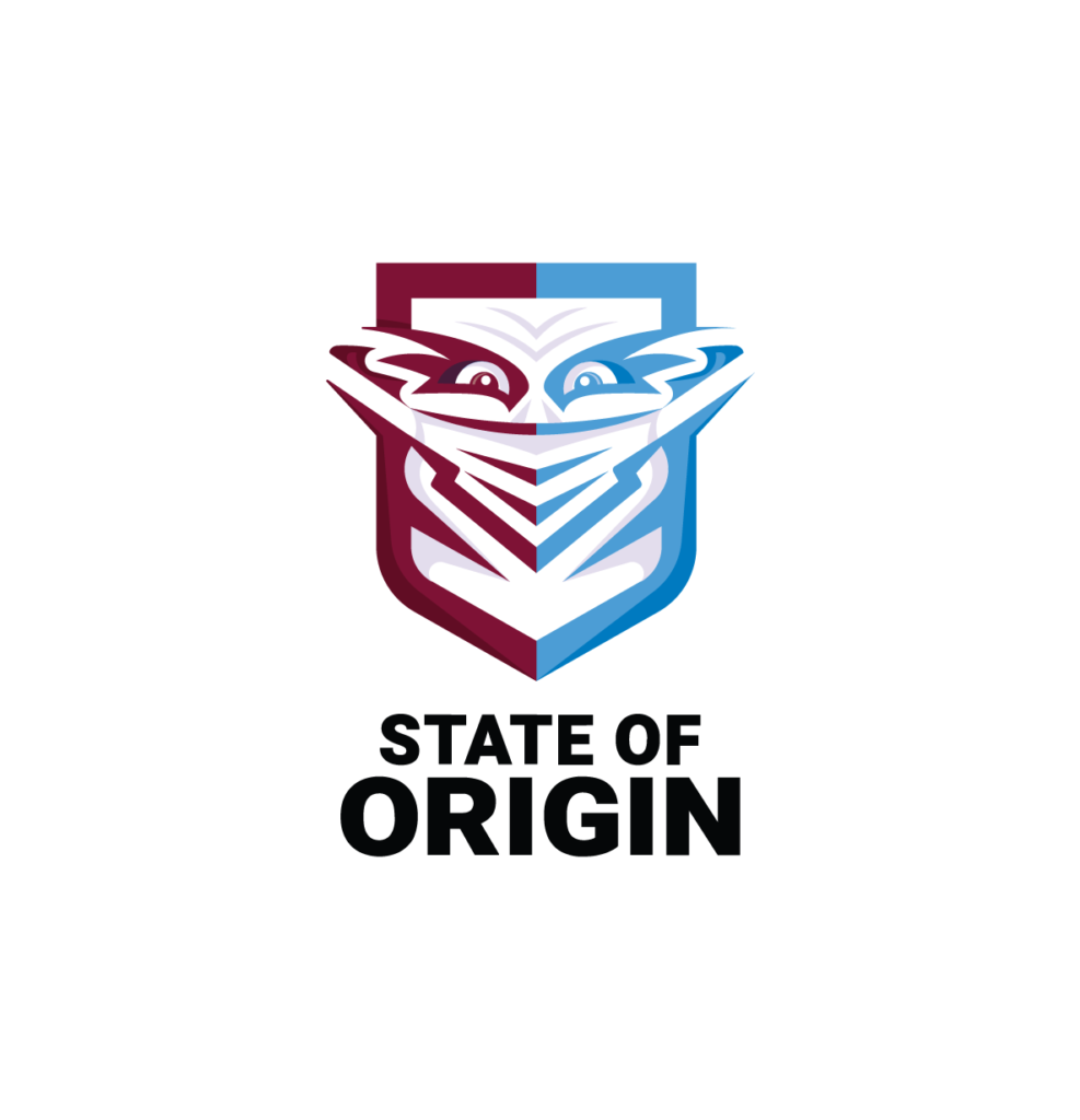 State of Origin Logo by Moosartist