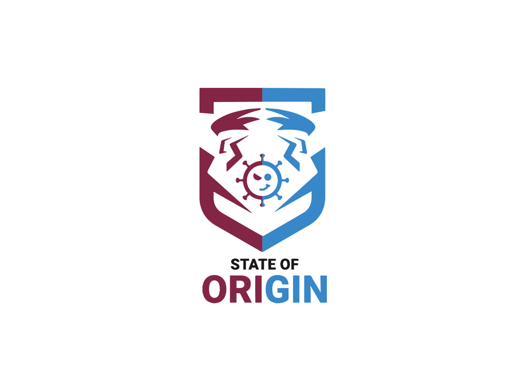 State of Origin Logo by Graphicsbox