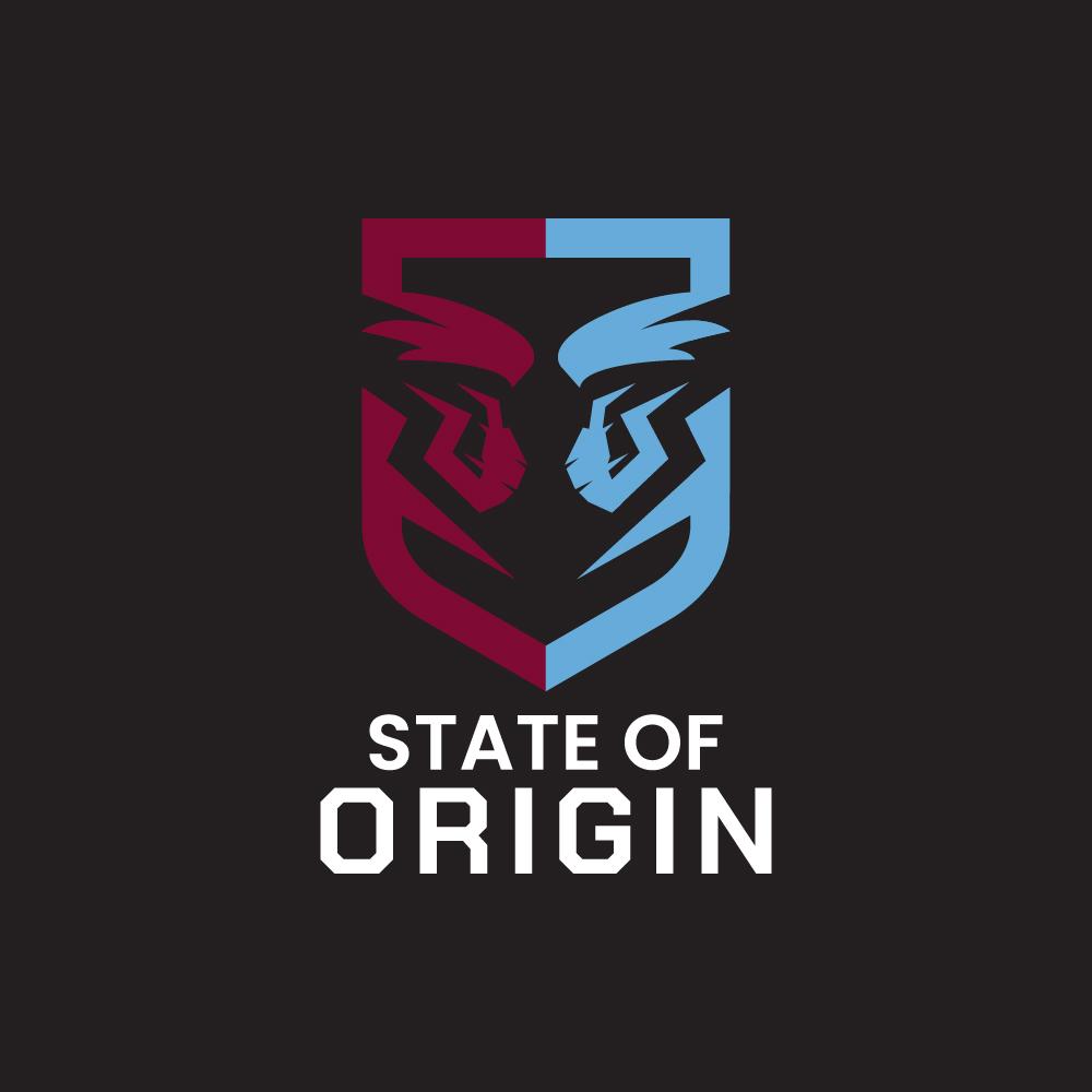 State of Origin Logo by ArtPhrodith