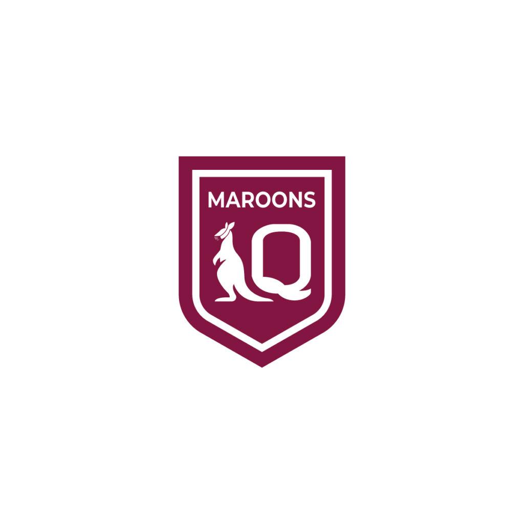 Maroons Logo by Qahaj Studios