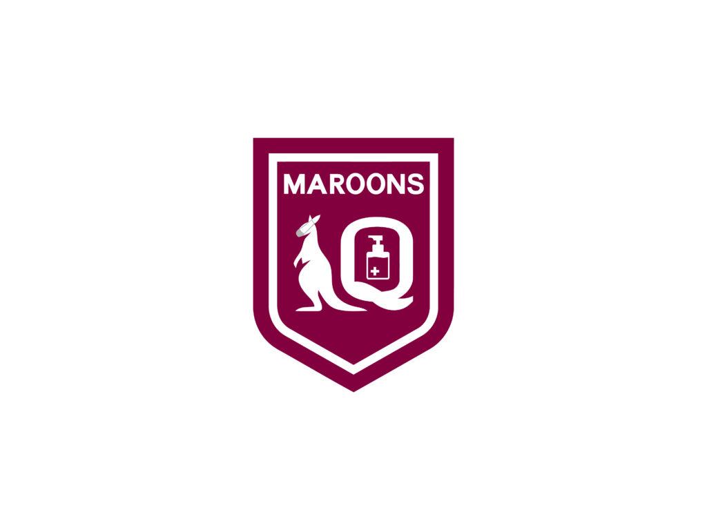 Maroons Logo by Hieroglyphics