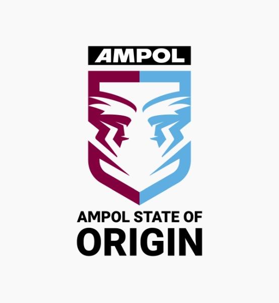 State of Origin Official logo