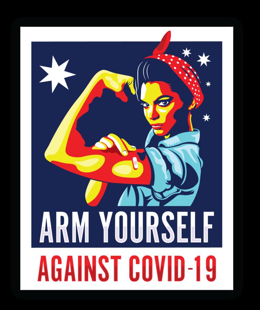 Arm Yourself - Vaccinate Australia