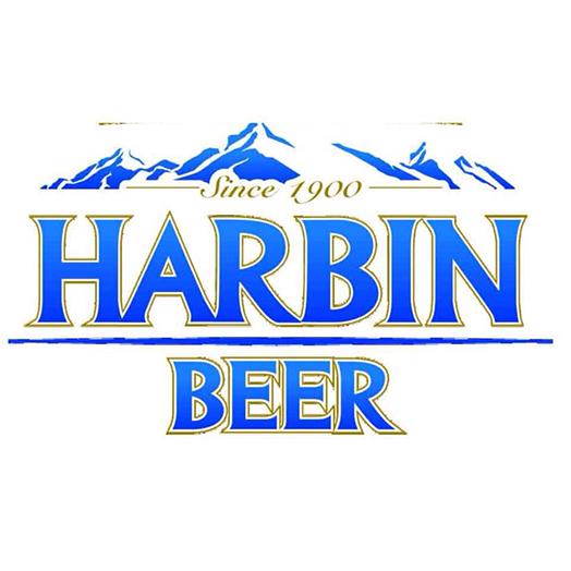 famous-beer-logo-of-harbin-beer