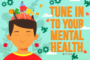 Logo Design – Tune in to Your Mental Health